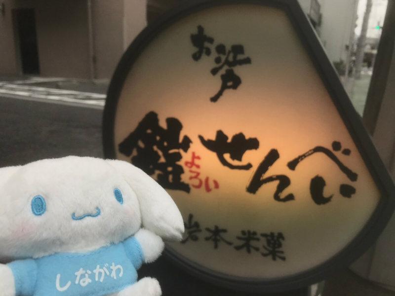 お江戸鎧(よろい)せんべい 岩本米菓