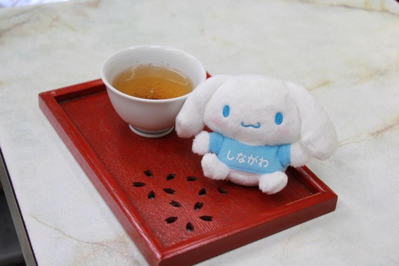 きゅうすで淹れたお茶でほっこり♪  品川宿のお茶処「若素園」に行ってきたよ!あ