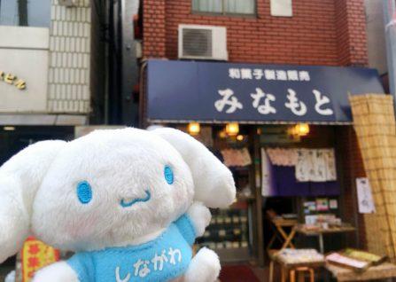 いろんな種類の餅菓子が楽しめる! 中延の和菓子店「みなもと」に行ってきたよ♪