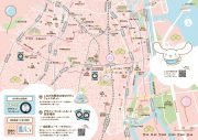 品川紋次郎×タケノコ デザイン「マンホールカード」配布開始!